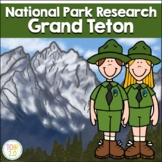 Grand Teton National Park Research Project