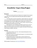 Grand father Tang's Story