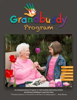 Grandbuddy Program Student Workbook for Elementary Grades