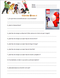 Grandes Héroes 6: Big Hero 6 Movie Guide Questions in Spanish