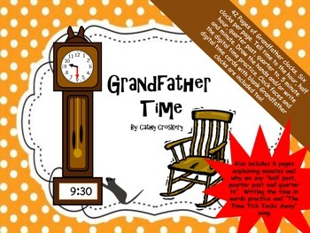 Grandfather Time Clocks