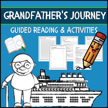 Grandfather's Journey | Caldecott Book Guided Reading Activities