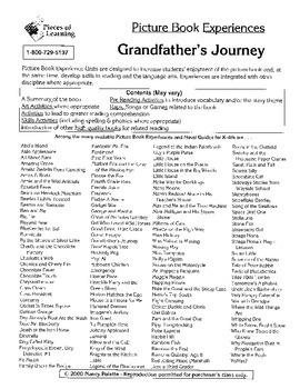 Grandfather's Journey Literature Guide