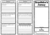 Grandfather's Journey Comprehension Foldable