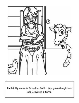 Grandma Della's Family