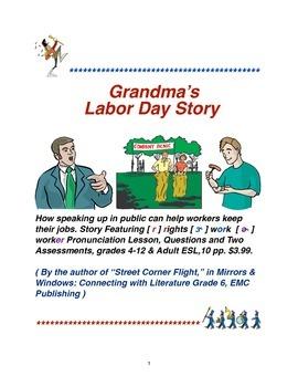 Grandma's Labor Day Story