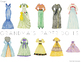 Grandma's Paper Dolls - Group 1