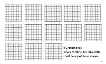 Grandma's Table Cloths - Arrays