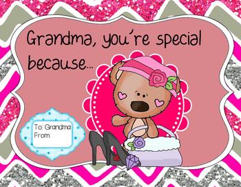 Grandmother's Day Set