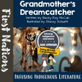 Grandmother's Dreamcatcher - First Nations'  and Native Am