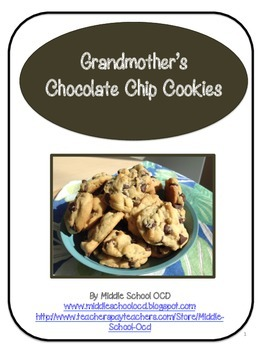 Grandmother's Chocolate Chip Cookies