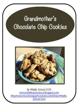 Grandmother's Chocolate Chip Cookies