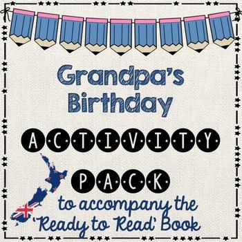 Grandpa's Birthday -  Ready to Read New Zealand