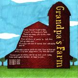 Grandpa's Farm: Close Reading Lesson