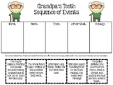 Grandpa's Teeth Sequencing Activity