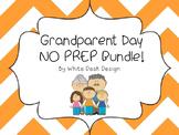 Grandparent Day NO PREP Bundle!!!