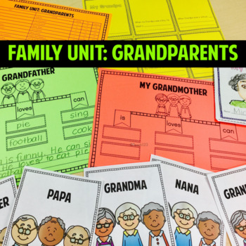 Grandparent Family Activities