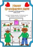 Grandparent day writing worksheets