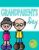 Grandparent's Day Activities!