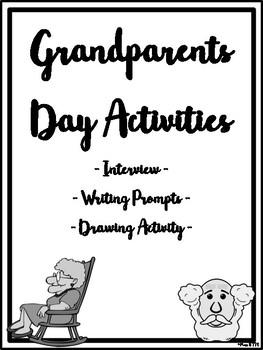Grandparent's Day Activities