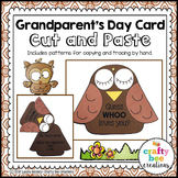 Grandparent's Day Card Craft