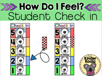 Student Feeling Check in