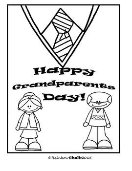 Grandparent's Day: Grandpa's Sweater