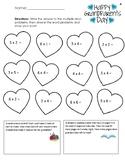 Grandparent's Day Math: Differentiated