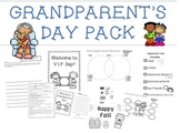 Grandparent's Day Pack