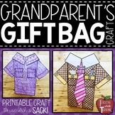 Grandparent's Day Paper Bag Craft
