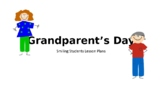 Grandparent's Day Presentation