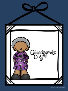 Grandparent's Day Song to the tune of America the Beautiful