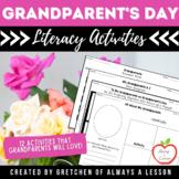 Grandparent's Day Activities & Gift