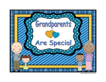 Grandparents Are Special-Celebrate Grandparents Day