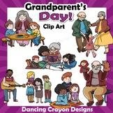 Grandparents Clip Art | Grandparent's Day