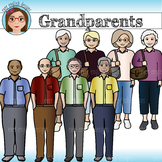 Grandparents Clip Art
