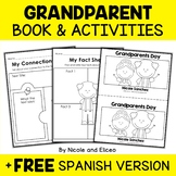 Mini Book and Activities - Grandparents Day