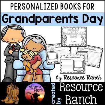Grandparents Day Printable Gift Book