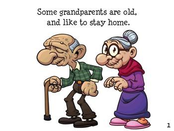 Grandparents' Day SEPT 11th