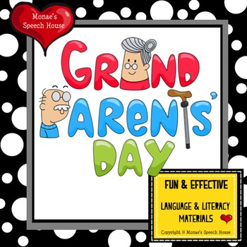Grandparents' Day SEPT 11th