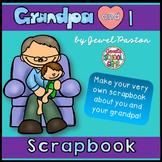 Grandparents Day Activities (Grandpa Scrapbook)