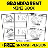 Grandparents Day Book Activity