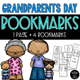 Grandparents Day Bookmarks
