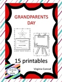 Grandparents Day -- 15 Printables