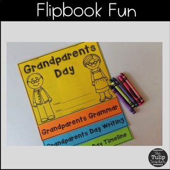 Grandparents Day Activities for Upper Elementary