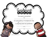 Grandparents' Day Award