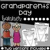 Grandparents Day Banner {Grand-Pal Version Included}