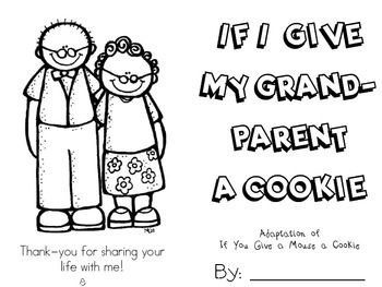 Grandparent's Day Book