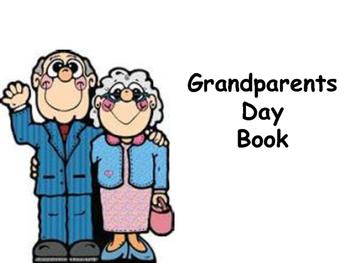 Grandparents Day Book