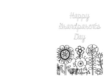 grandparents day cards by hailey robuck teachers pay teachers